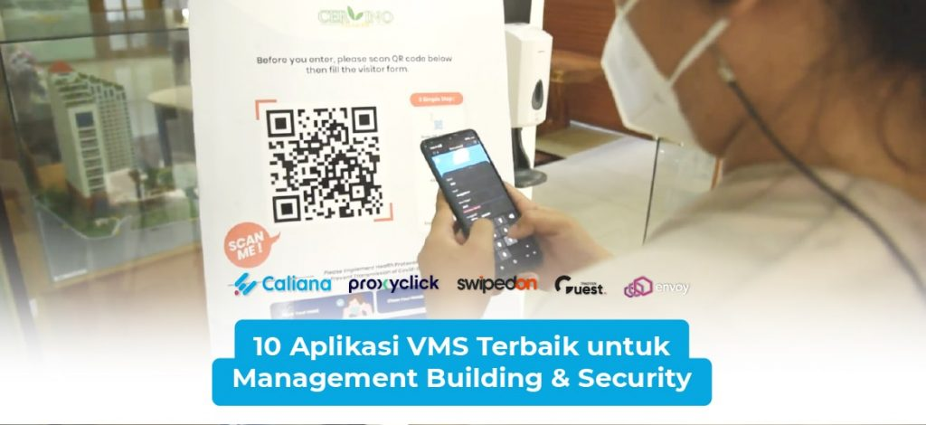 daftar aplikasi vms, visitor management system